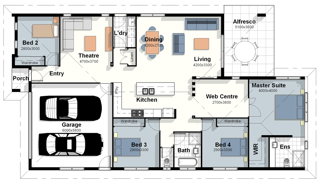 the new york house plan